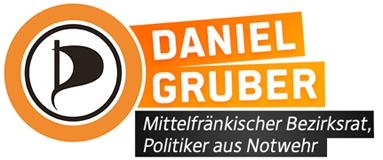 Daniel Gruber - Mittelfränkischer Bezirksrat, Politiker aus Notwehr